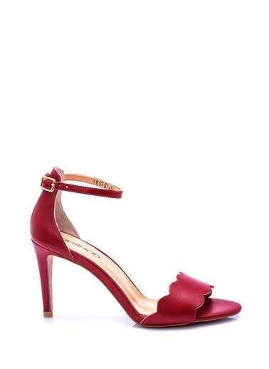 Derimod Sandalet Kırmızı